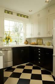 black and white kitchen cabinets 35 two tone kitchen cabinets to reinspire your favorite spot in the