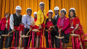 yates alumni yates high school groundbreaking ceremony