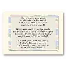 bring book instead of card to baby shower ideas baby shower invitations bring a book instead of