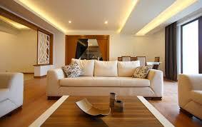 lighted living room furnished 51194 building home decoration