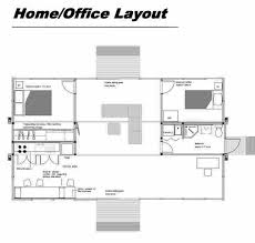 Office Floor Plan Ideas Delectable 10 Home Office Floor Plans Design Inspiration Of Home