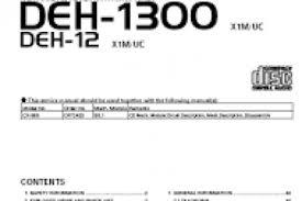 pioneer deh 1300mp wiring harness diagram wiring diagram