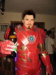 Tony Stark Halloween Costume Forum Iron Man Build Mk Vii