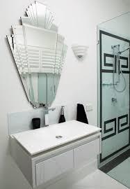 deco bathroom ideas how to create an deco contemporary bathroom chic living