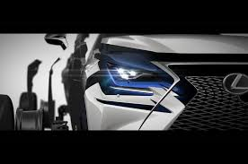 lexus pearl white paint job lexus sema concepts include colorful rc fs nx 200t