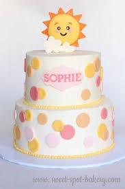image result for sunshine birthday cake you are my sunshine