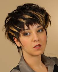 blonde brown hair for short hair women medium haircut