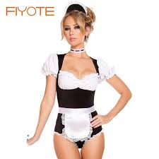 Halloween Costumes Stores Cleaning Maid Costume Wholesale Lc8892 Fantasy