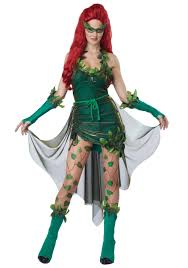 spirit halloween color contacts poison ivy costumes for halloween halloweencostumes com