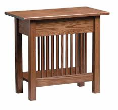 mission style side table mission style chair country value mission style chair side table