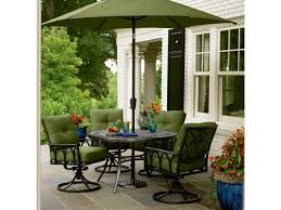 Outdoor Patio Furniture Sets Clearance by Patio 31 Mbw Furniture Patio Dining Set With Umbrella Wicker