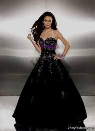 purple wedding dress black and purple wedding dress naf dresses