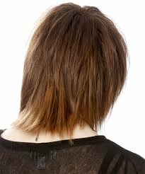 side and back views of shag hairstyle emo hairstyles and haircuts in 2018