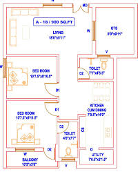 600 sq ft floor plans 600 sq ft house plans south facing