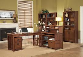 Mission Furniture Desk Kathy Ireland Home By Martin Mission Pasadena Mission L Shaped