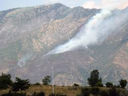 Wildfire Burning Near Me by Fire Burning Near Alpine At 397 Acres Evacuated Residents Cleared