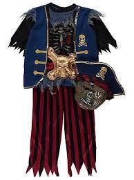 Boy George Halloween Costume Pirate Boy Halloween Costume Kids George Asda