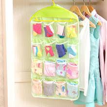 popular hanging closet organizer buy cheap hanging closet