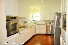 oil based paint for cabinets easy guide to painting kitchen cabinets its overflowing