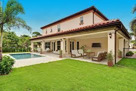 Florida Style Homes Boca Raton Florida Custom Spanish Style Residence Mediterranean