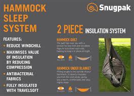 Hammocks For Sleeping Hammock Bushcraft Quilt