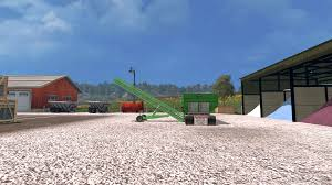Usa Map Image Midtown Usa Map Farming Simulator 2015 15 Mod
