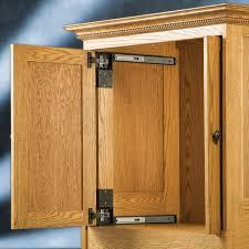 Entertainment Center Cabinet Doors Designing A Wooden Pocket Door Mechanism Like For An