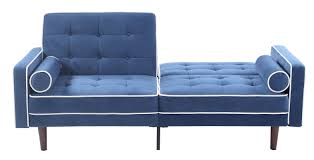 Modern Futon Sofa by Modern Convertible Sofa Madison Home Usa Mid Century Modern