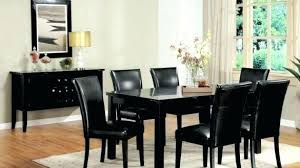 black dining room table for sale formal dining room furniture sets tall dining room tables black
