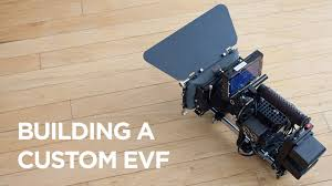 building a custom evf mount youtube