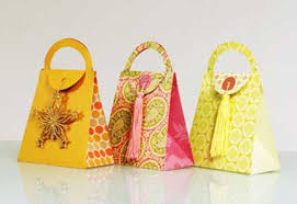 purse gift bags gift bag papercraft paper purses for s day free template