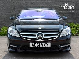 used 2012 mercedes benz cl cl500 blueefficiency for sale in surrey
