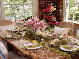 easter dinner table decorations easter brunch table settings