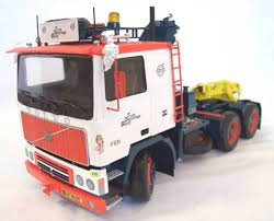 old volvo trucks volvo f12 6x4 1 24 scale