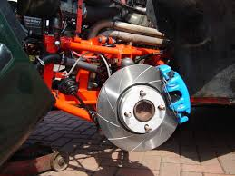 painting brake drums and calipers