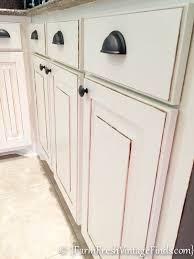 Glazed Kitchen Cabinet Doors Distressed Cabinet Door Farmhouse Kitchen Denver Jordan Doors