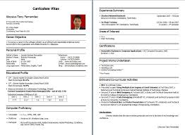 Resume Templates For Free Download A Resume For Free Resume Template And Professional Resume