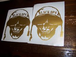 call of duty jeep decal black ops call of duty jeep wrangler hood decal set