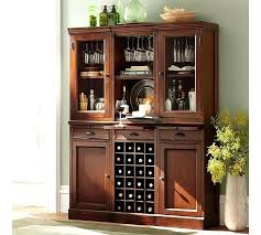 corner hutch wine rack white kitchen hutch china cabinet buffet