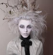 how to make hair white the white rabbit make up artist book 1