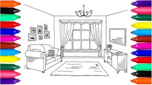 interior excellent living room elevation autocad drawing living