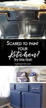 kitchen painted cabinets fear painting your kitchen cabinets get it right the first time