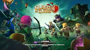 clash of clans hd wallpapers clash of clans v 8 551 18 mod apk with unlimited coins and gems