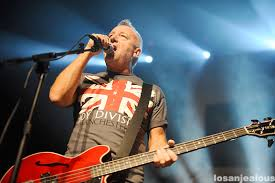 Peter Hook And The Light Photos Peter Hook And The Light Peform Joy Division With Moby