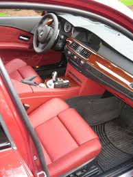 bmw red interior interior color black or red page 2 bmw m5 forum and m6 forums