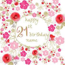 21 Birthday Card Design Funky Pigeon Make Greetings Cards U0026 Gifts Online