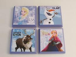 Frozen Room Decor Disney Frozen Room Wall Plaques Set Of 4 Frozen Room Decor