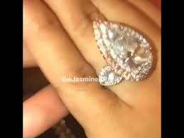 Wendy Williams Wedding Ring by Cardi B Shows Off Engagement Ring From Offset Youtube