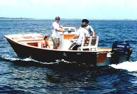 Free Wooden Boat Plans Pdf by Spira International Inc Galveston Garvey Power Dory Plans
