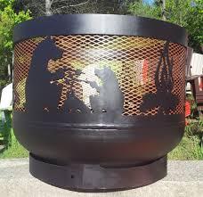 Propane Tank Firepit Propane Tank Pit Pit Ideas